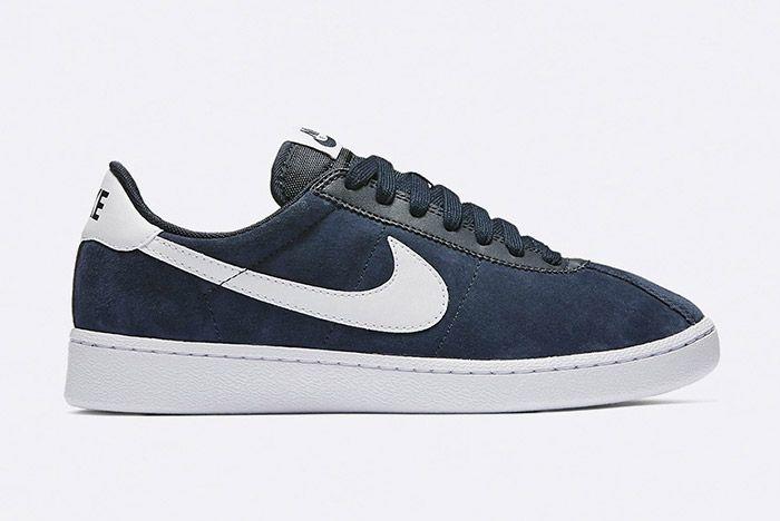 Nike Bruin Suede Marine Blue 2