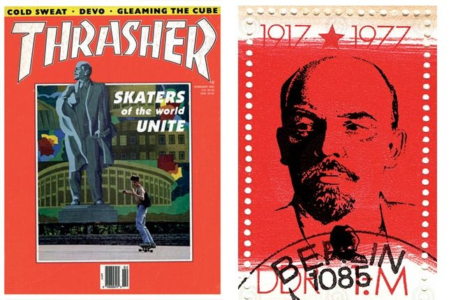 Ussr Skaters Issue 19 7 1
