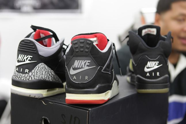 Sneaker Con New York 2012 Jordan 4 5 1