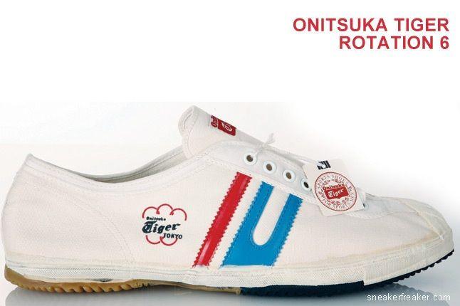 Onitsuka Tiger Rotation Six 2 1