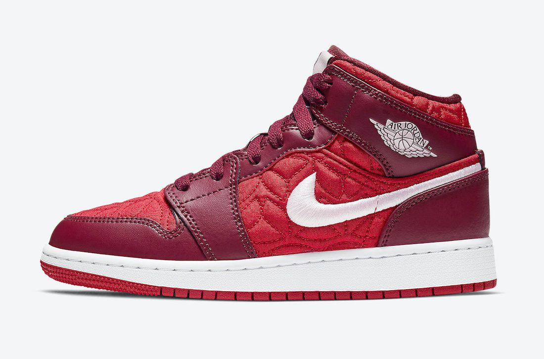 Air Jordan 1 Mid Left