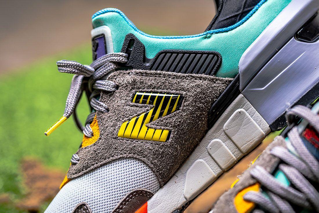 Bodega New Balance No Bad Days Sneaker Freaker6 Medial