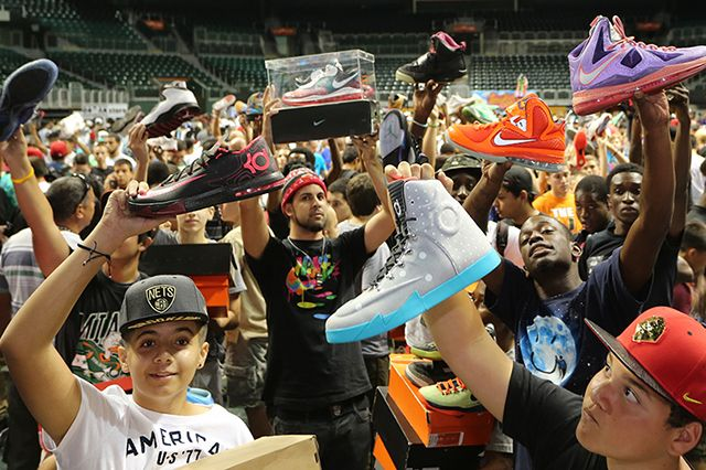 Sneaker Con Miami 201320