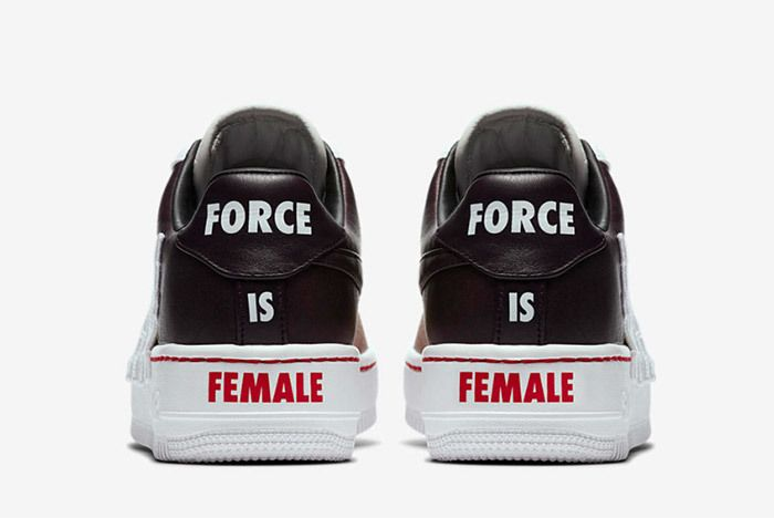 Nike Air Force 1 Upstep Sequin 7