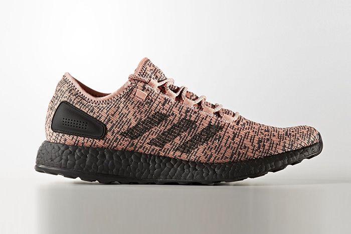 Adidas Pureboost Salmon 1