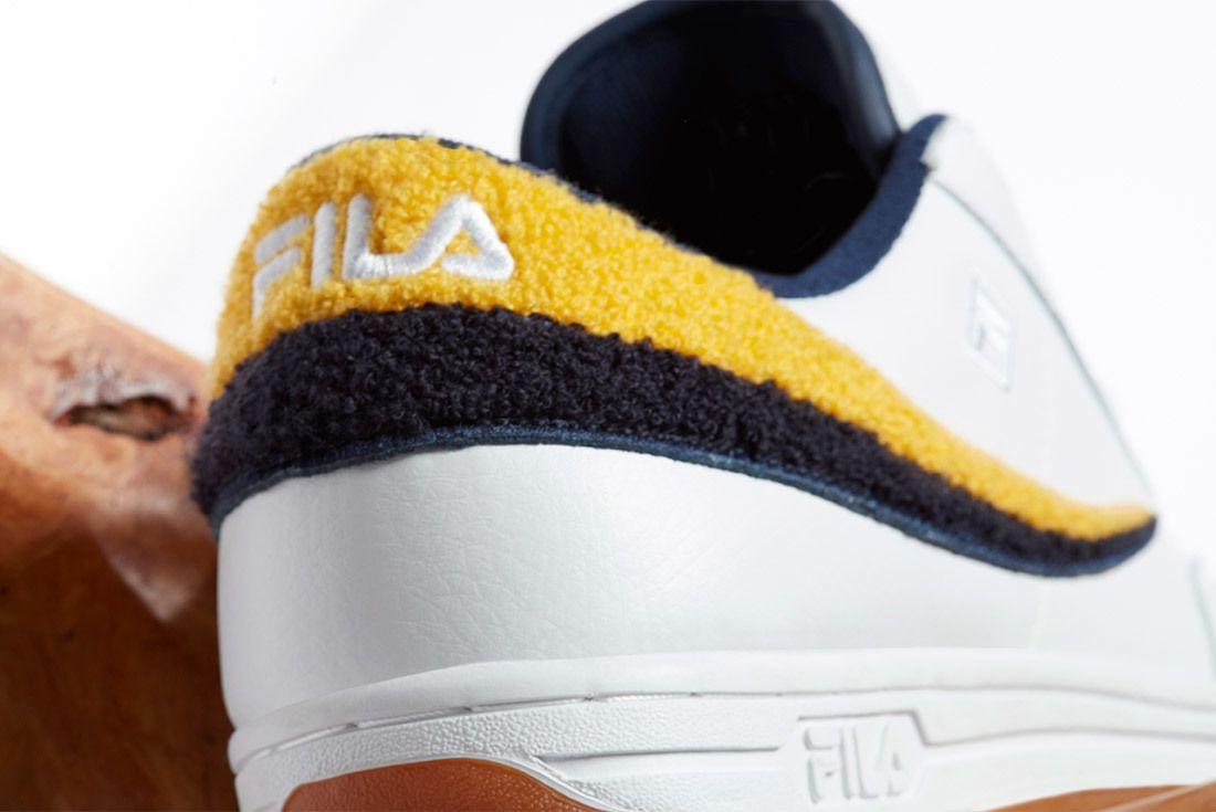 Fila All Conference Pack Mb Spaghetti Knit Original Tennis Varsity 16