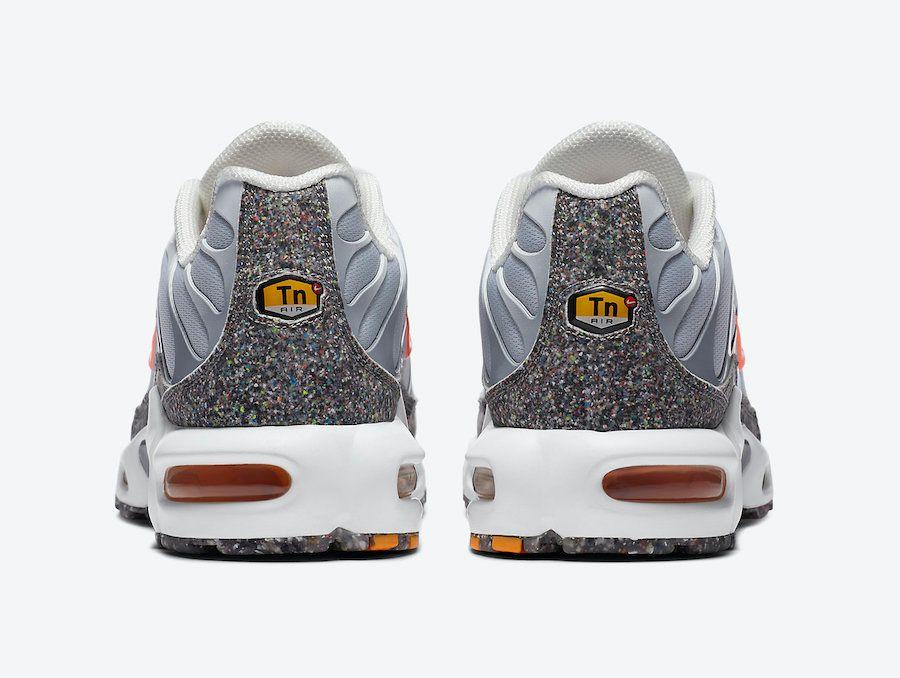 Nike Air Max Plus Crater Heel