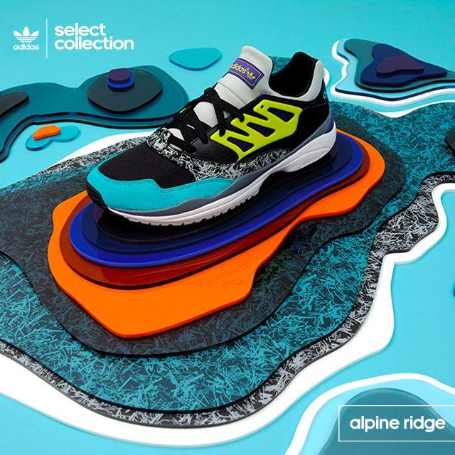 Size Adidas Originals Torsion Allegra Alpine Ridge Pack
