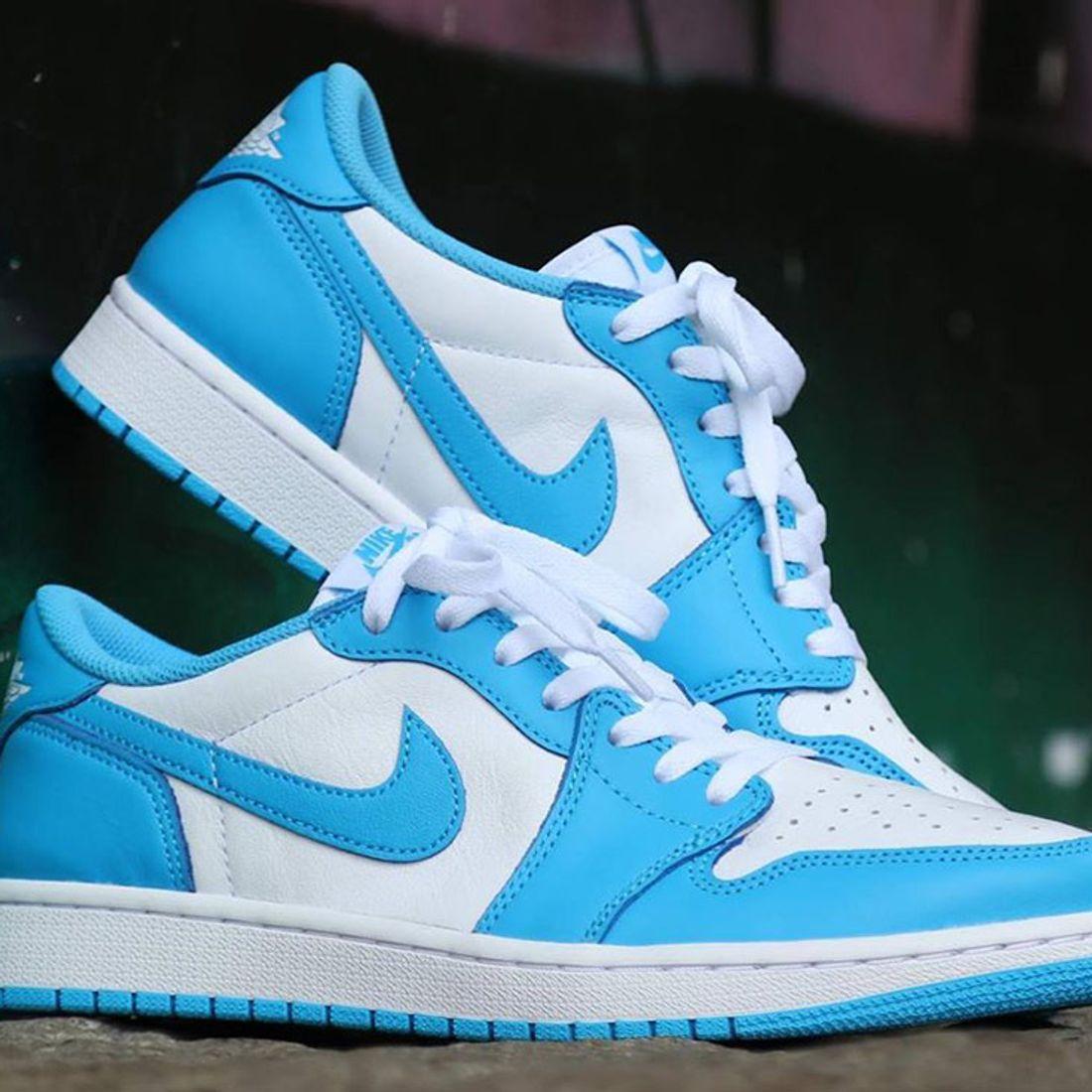 Where To Buy The Nike Sb Air Jordan 1 Low Dark Powder Blue