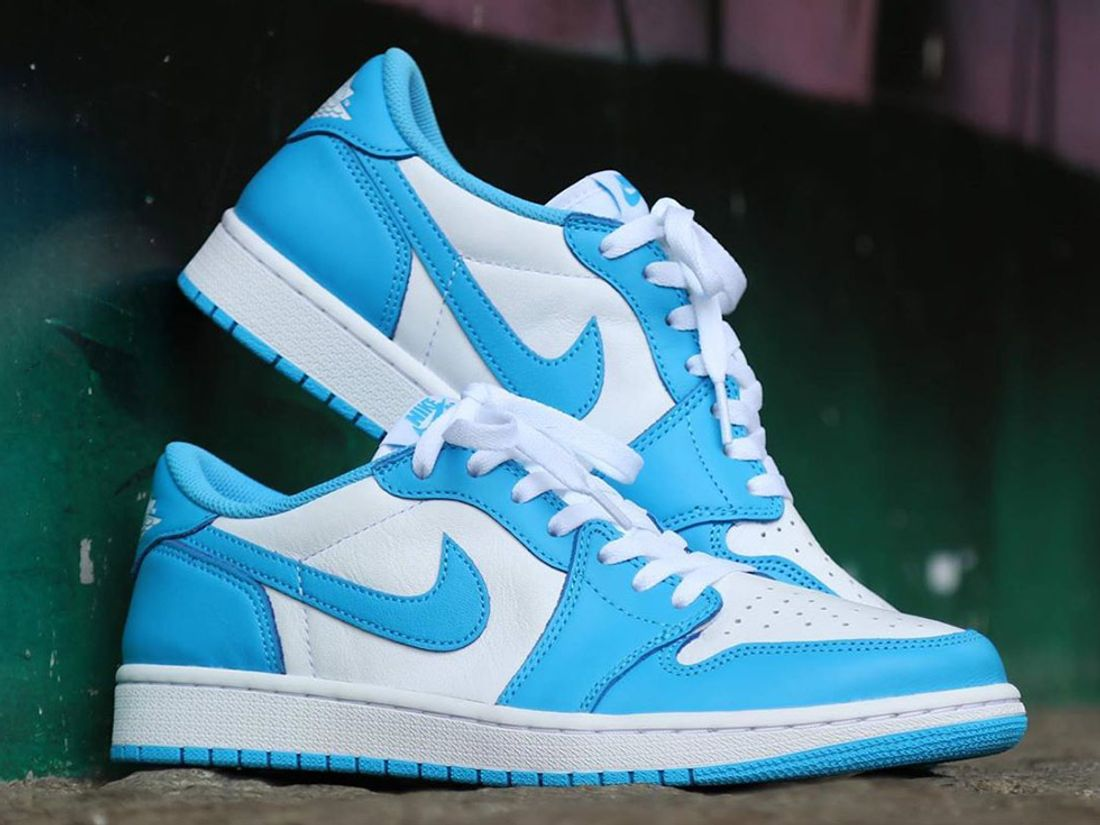 Where To Buy The Nike Sb Air Jordan 1 Low Dark Powder Blue