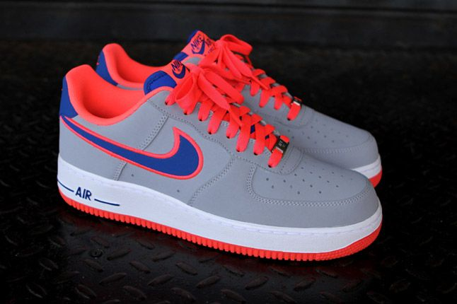 Nike Air Force 1 Wolf Grey 1