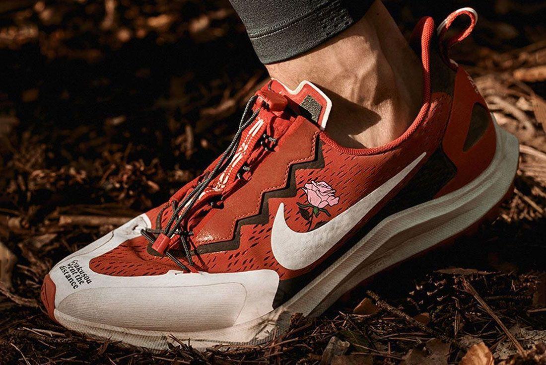 Undercover Nike Gyakusou Pegasus 36 Trail Left