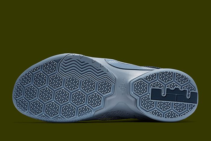 Nike Lebron 9 Soldier Military Matte 1