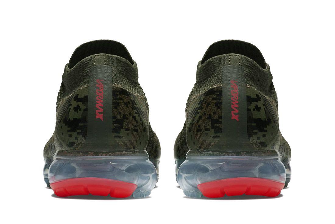 Nike Air Vapormax Green Camo 2