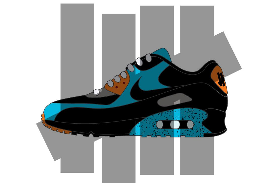 Air Max 90 Undft Black 01 Copy