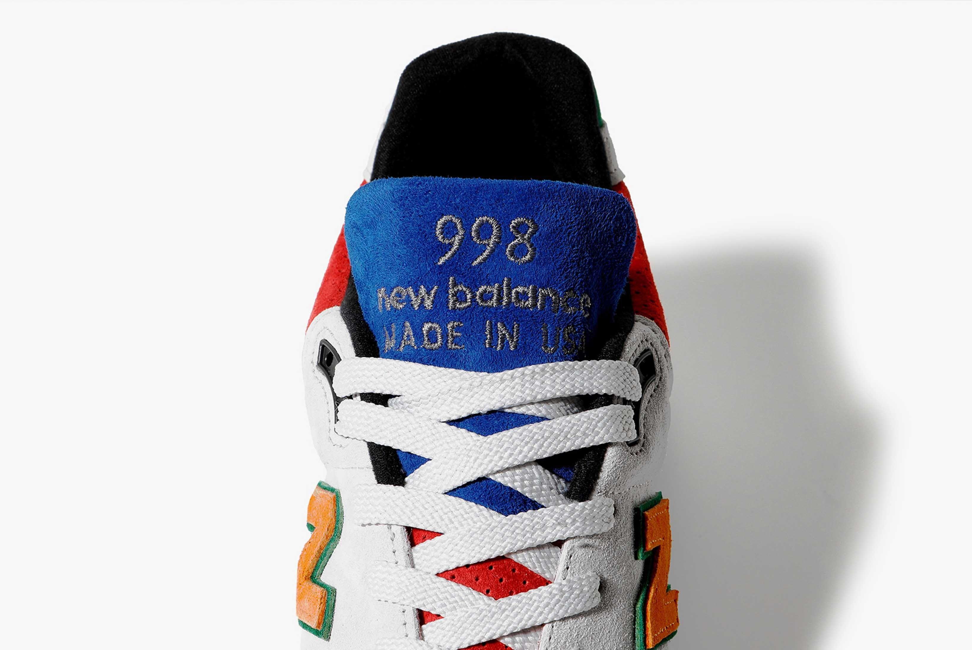 Bodega New Balance 998 Mass Transit Release Date 10 Sneaker Freaker