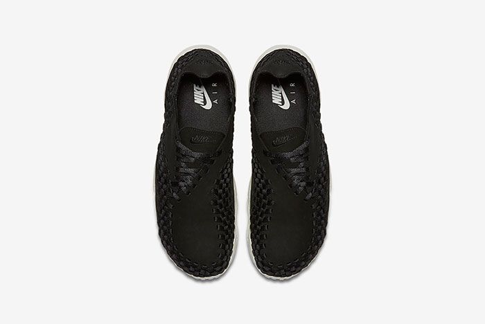 Nike Air Footscape Woven Black 4