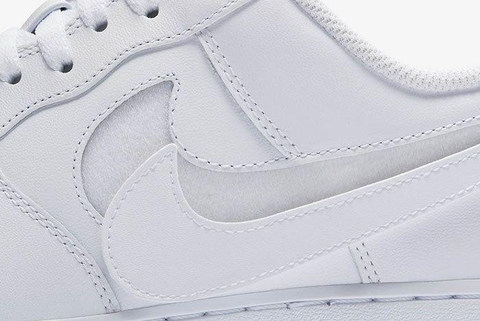 Nike Af1 Swoosh Pack White Sneaker Freaker 8