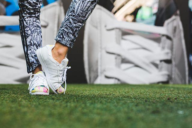 Adidas Supershell Sydney Event