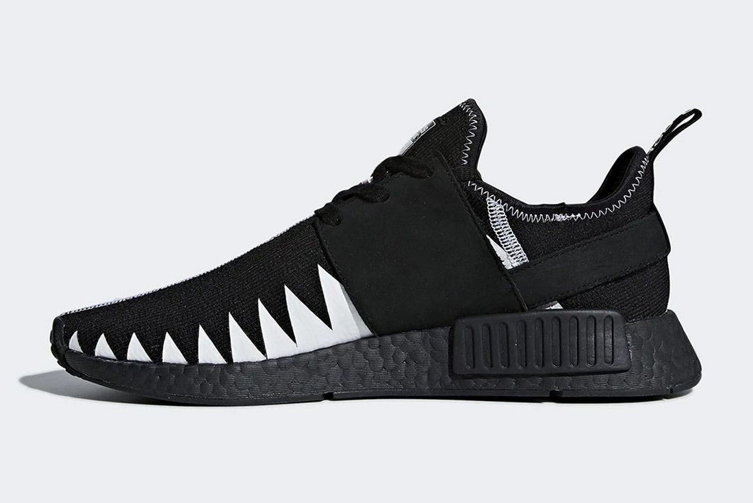 Neighborhood Adidas Nmd Black Boost 4