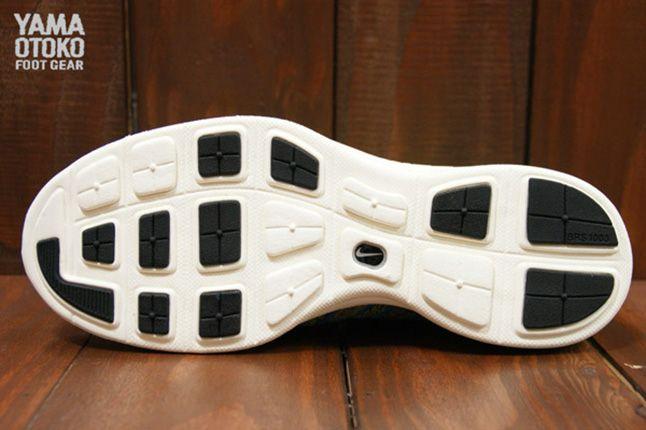 Nike Lunar Flyknit Chukka Electric Yellow 3 1