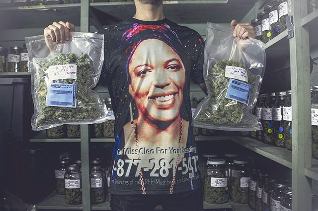 Akomplice Marijuana For The Future Collection 27