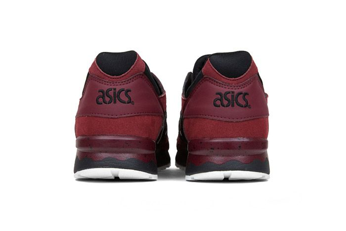 Asics Gel Lyte V Pomegranate 2