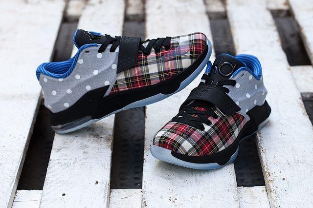 Nike Kd7 Ext Plaid Polka Dots 7