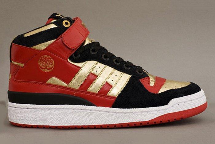 Adidas X Hellboy2