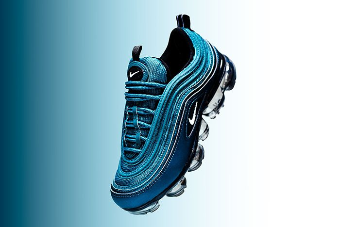 Nike Vapormax 97 Metallic Sea 6