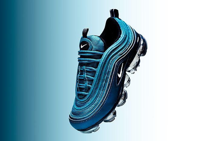 Nike Vapormax 97 Metallic Sea 6