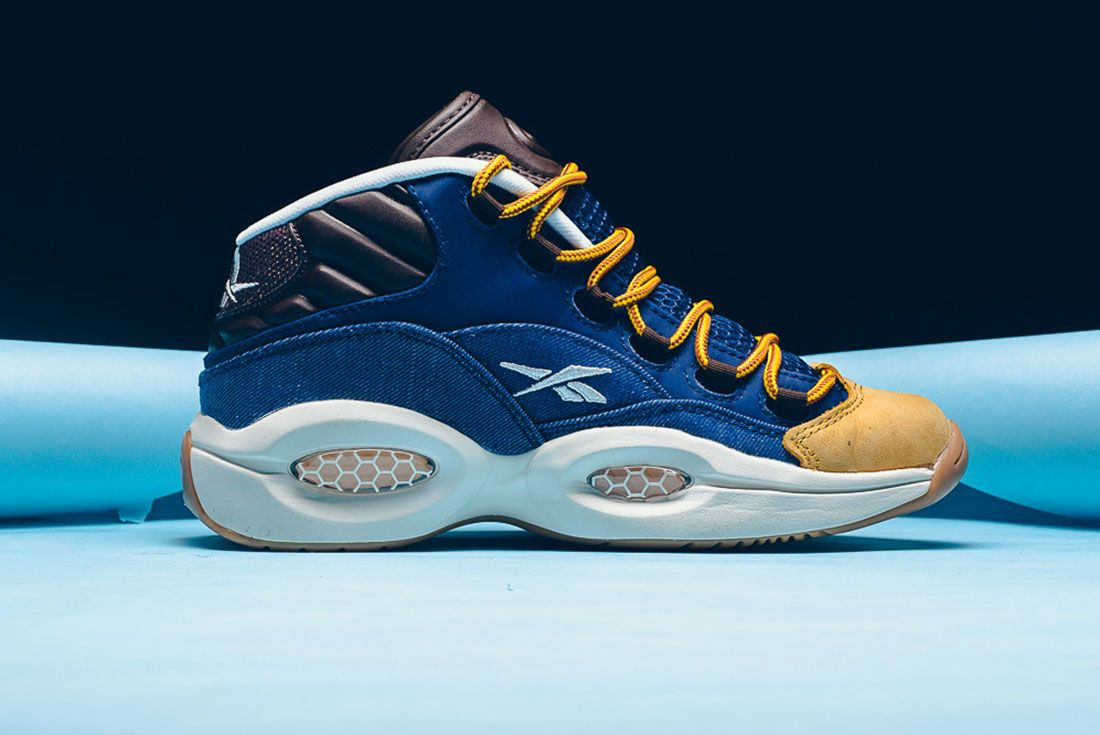 Reebok Question Mid 4