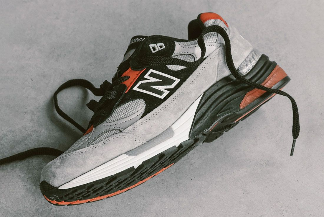DTLR x New Balance 992 'Discover and Celebrate'