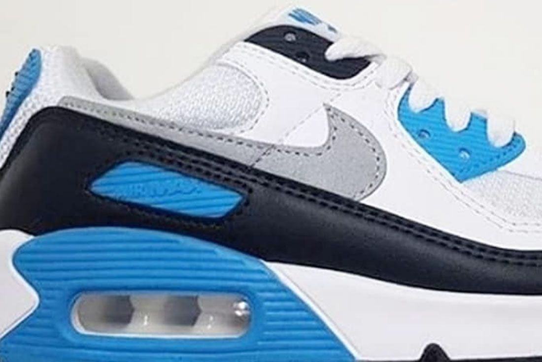 Nike Air Max 90 Laser Blue Potential Retro