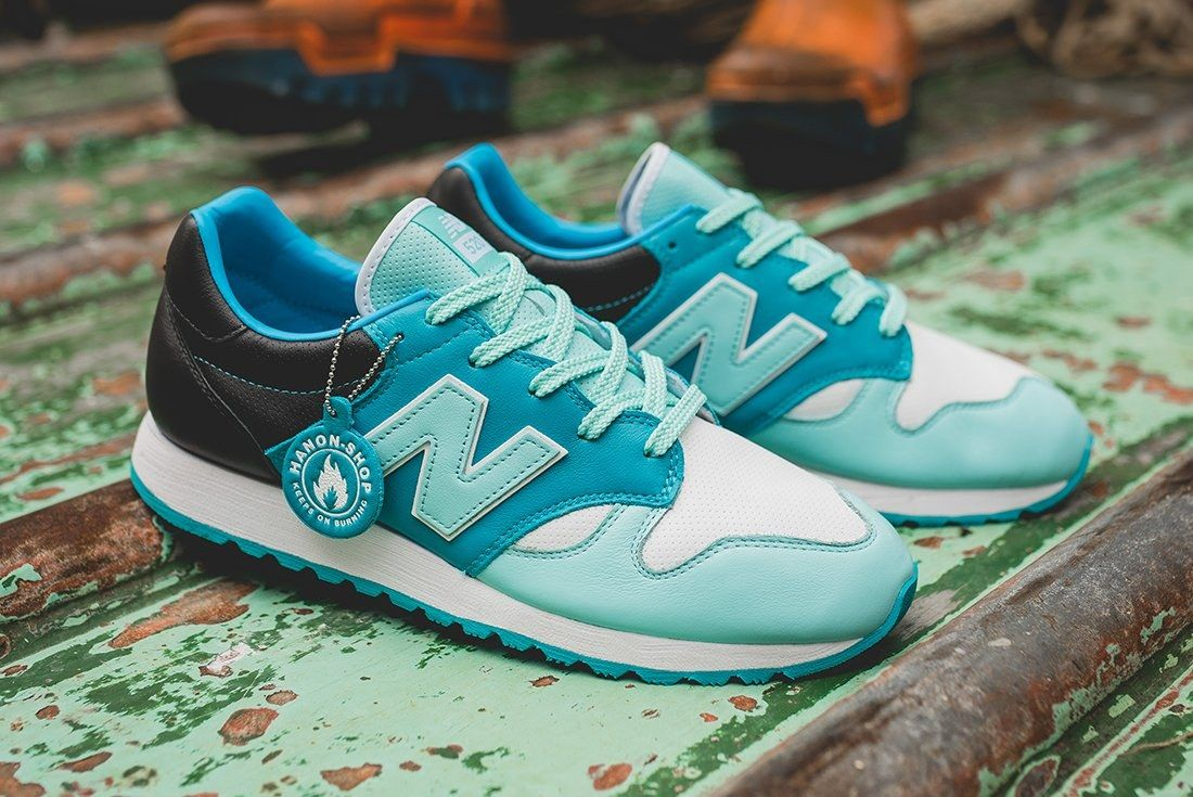 Hanon X New Balance U520 Hnf Fishermans Blues 11