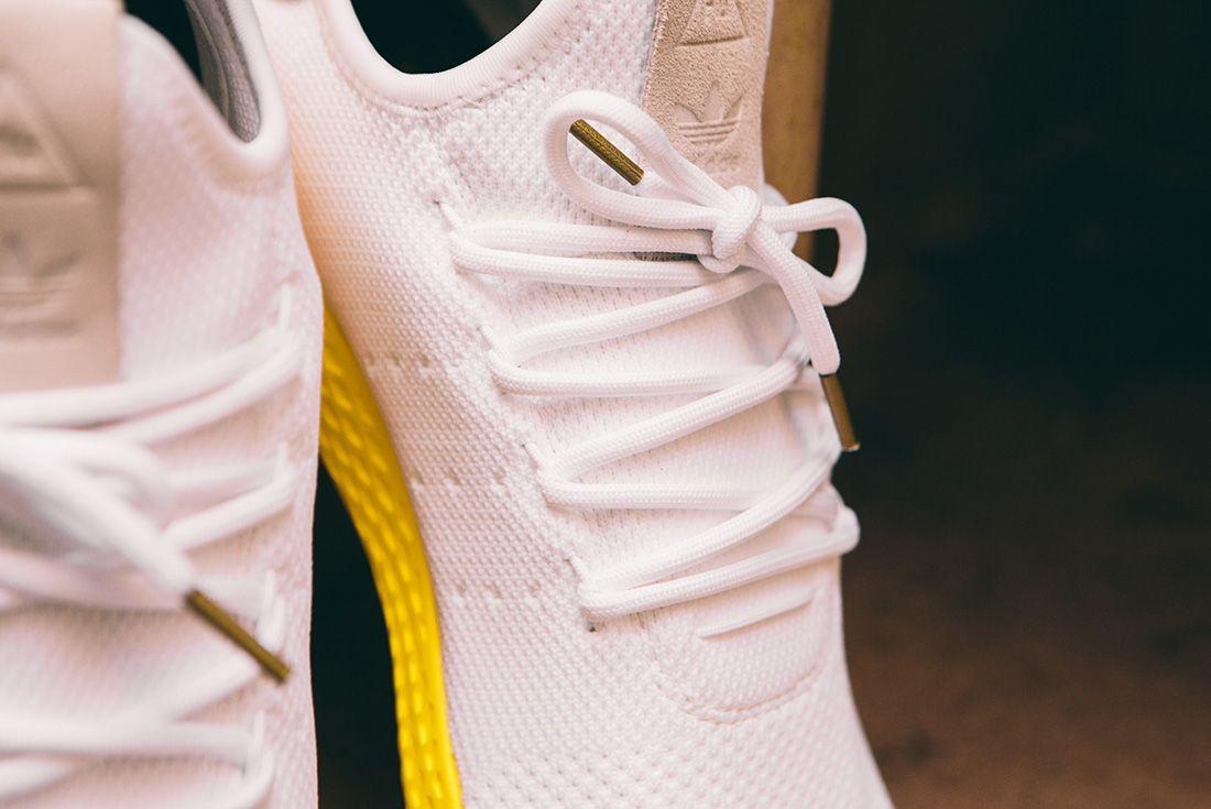 Pharrell Williams X Adidas Tennis Hu Gold3 1