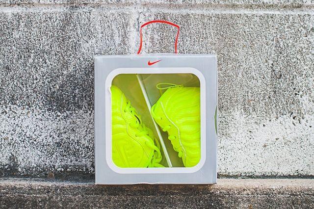 Nike Lil Posite Pro Junior Volt 4