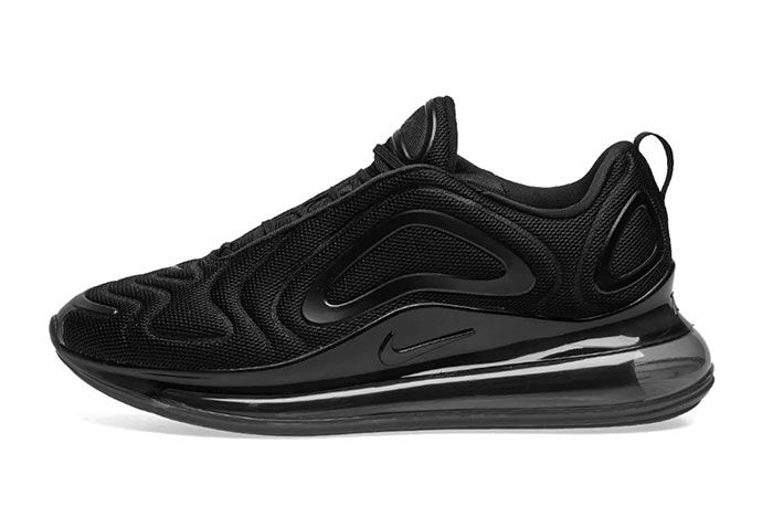Triple Black Air Max 720 Back To School