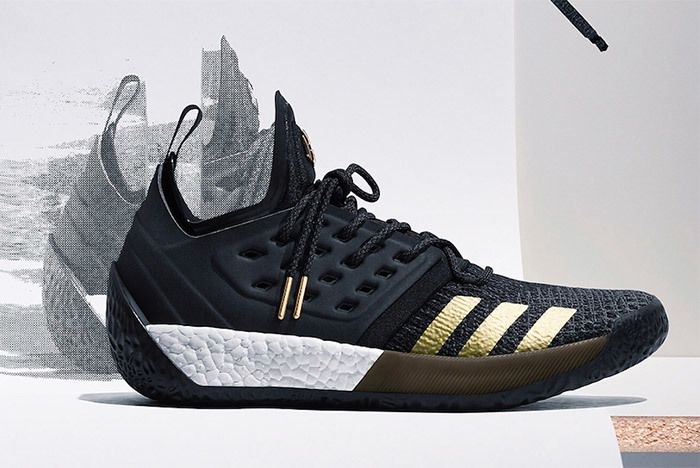 Adidas Harden Vol 2 Debut Colourways Revealed Sneaker Freaker 4