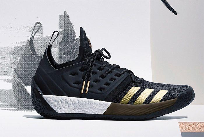 Adidas Harden Vol 2 Debut Colourways Revealed Sneaker Freaker 4