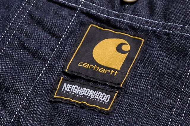 Neighbourhood Carhartt Wip 2014 Capsule Collection Product Shots 14