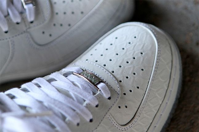 Nike Af1 White Dragon Kith Close Up 2 1