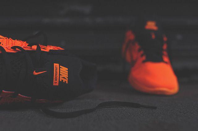 Nike Lunaracer 3 Total Orange 5