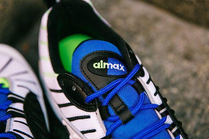 Nike Air Max 98 Racer Blue 3