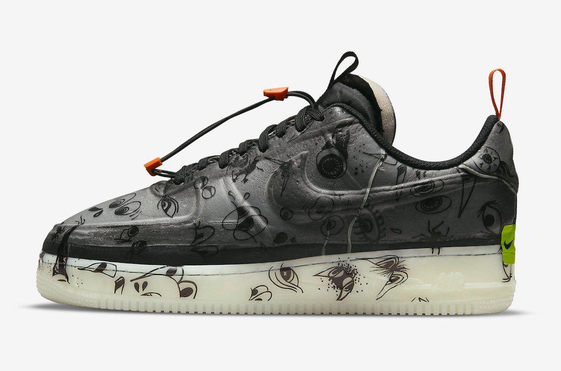 Nike Halloween Air Force 1 Experimental