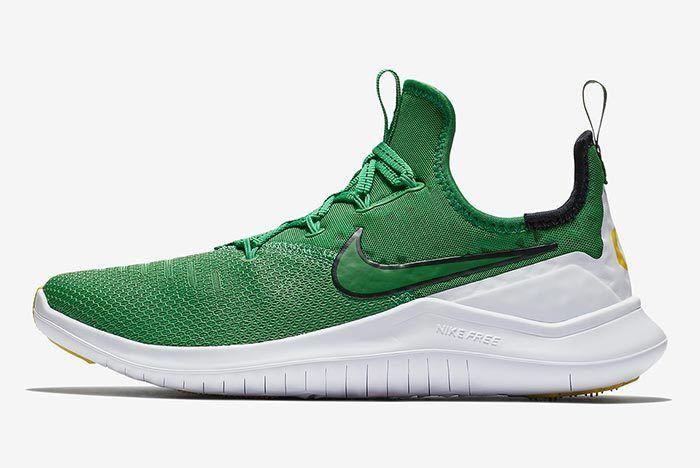 Nike Womens Free Tr8 Oregon
