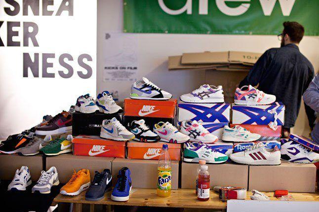 Nike Asics Sneakernes 1