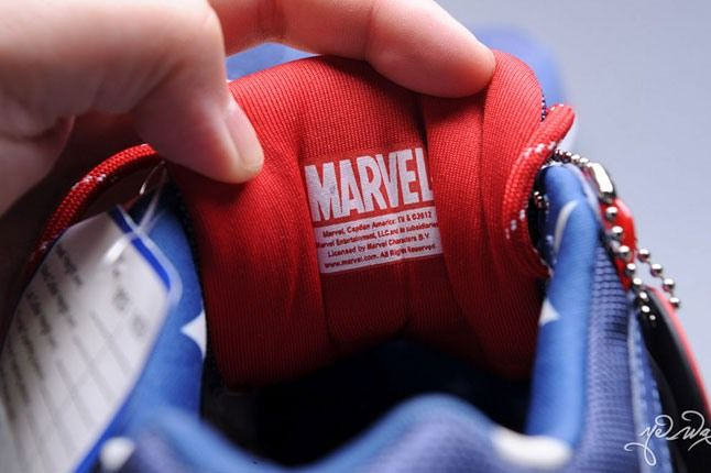 Marvel Captain America Reebok Ventilator 11 1