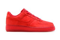 Air Force 1 Wmns All Red 2