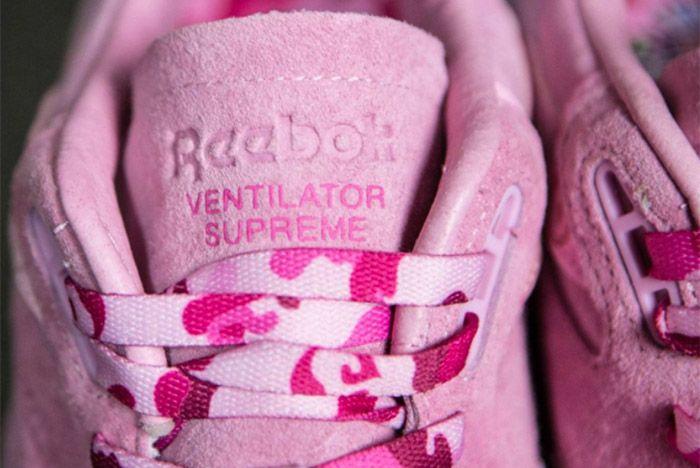 Camron Reebok Ventialtor Supreme Pink Monday 2